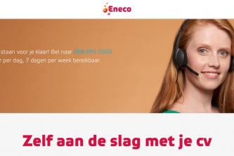Eneco helpdesk