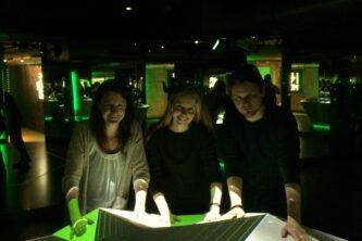 Opnames Heineken Experience