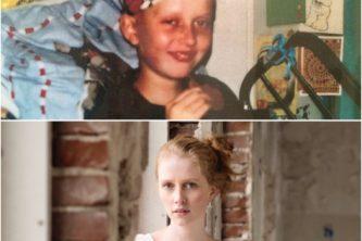 Rebecca toen en nu