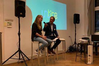 Interview Lancering Untire App 1
