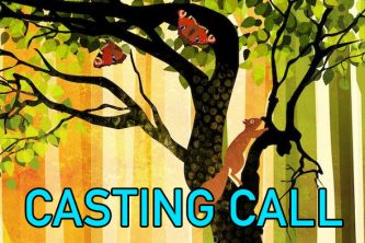 Tentoonstelling Bos - Casting