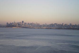 FreeDream - Skyline van Sanfrancisco