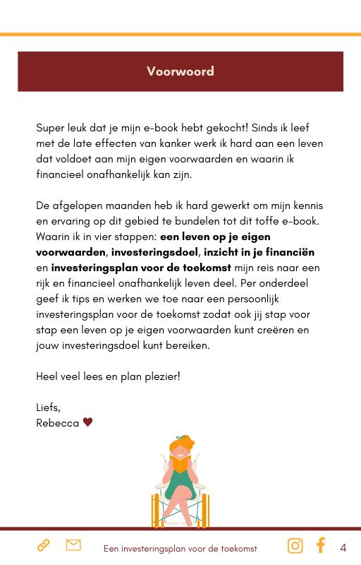 e-book Een investeringsplan voor de toekomst