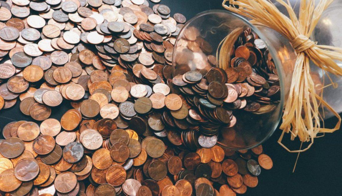 open over geld